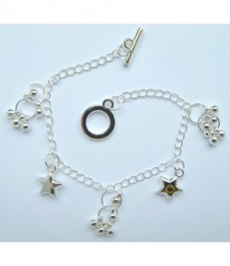 Les étoiles et petites perles