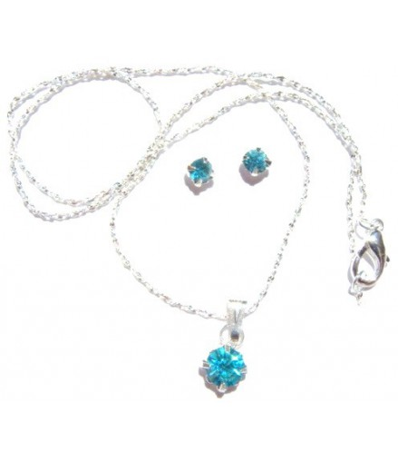 collier turquoise pas cher