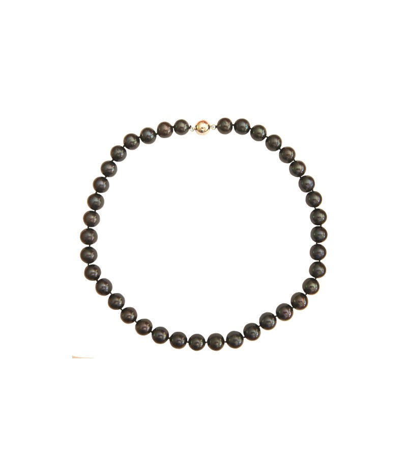 collier perle asie