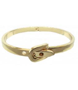 Bracelet ceinture doré