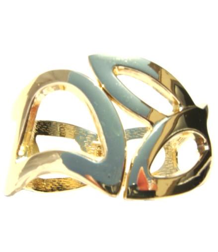 Bracelet doré design